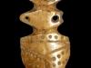 Женска фигура изработена от дребнозърнест мрамор