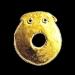 Златна пластина от V хилядолетие пр.Хр